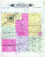 Towanda, McLean County 1895